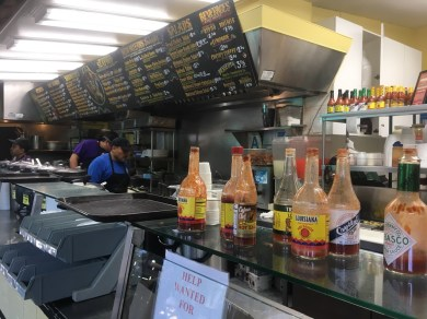 Louisiana restaurants in LA