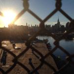 Greenpoint to Manhattan view