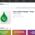 learn arabic itunes aso