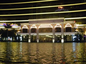 Wynn Casinos in Macau.