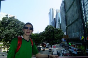 Backpacking in Hong Kong - some tips.