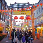 Backpacking in London's Chinatown