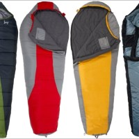 Light-Weight Backpacking Sleeping Bags