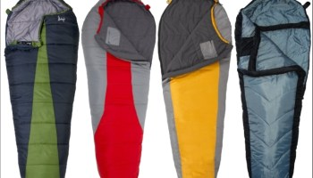 Light Weight Backpacking Sleeping Bags