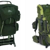 External Frame Backpacks vs. Internal Frame Backpacks