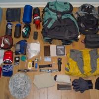 Ultralight Backpacking Checklist
