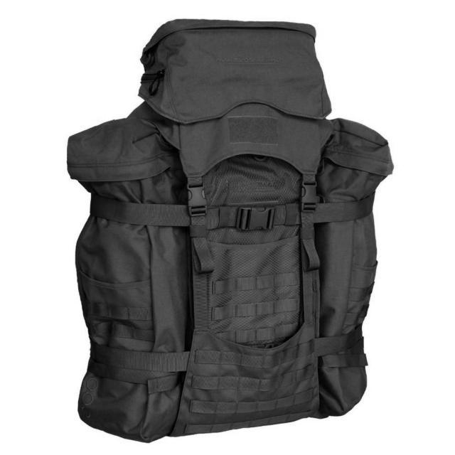 ff094c07dc EBERLESTOCK J79MB Skycrane II Black Backpack