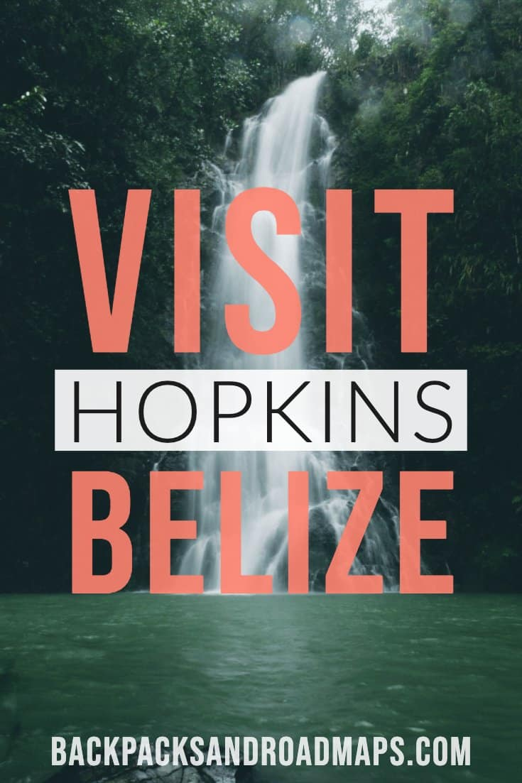 When most people visit Belize they go to Ambergris Caye, but you don\'t want to miss the small village of Hopkins on the mainland. This traditional Garifuna village has plenty of things to see and great places to eat. It is one of the best places to get a taste of the culture and the people there are some of the friendliest I have met. #belize #hopkinsbelize #visitbelize #thingstodobelize #visithopkinsbelize