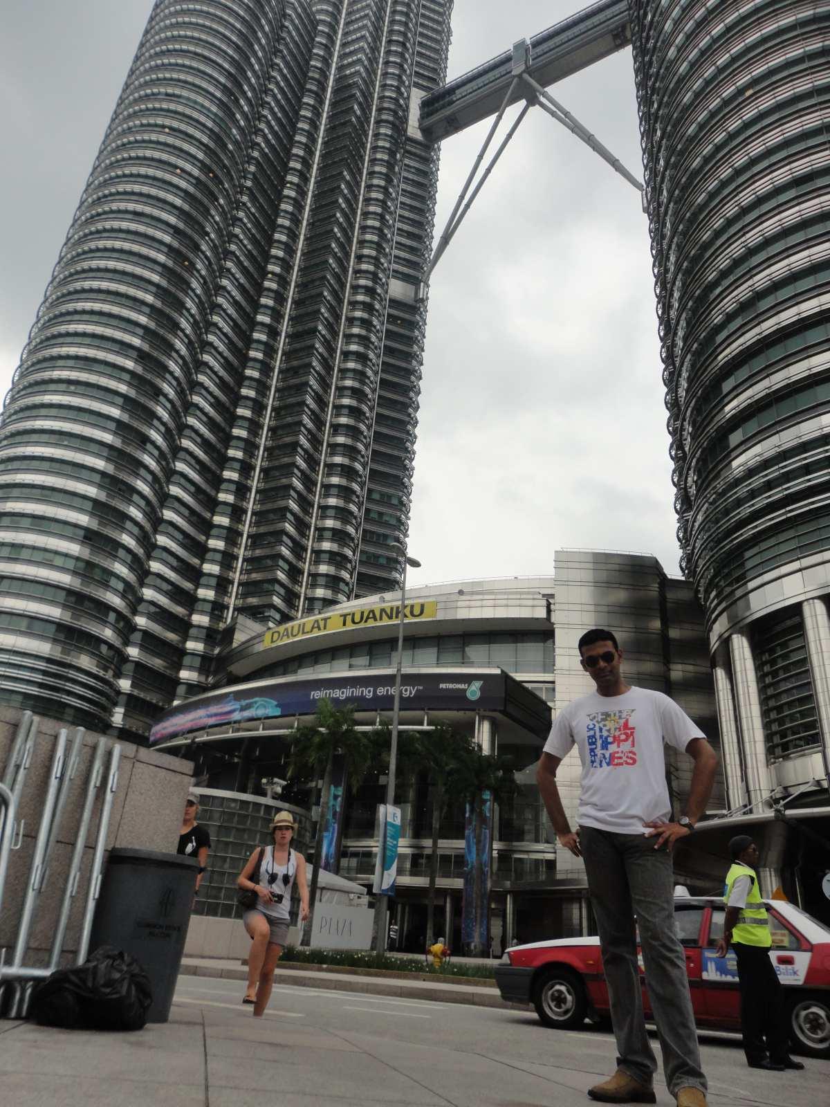 In Malaysia