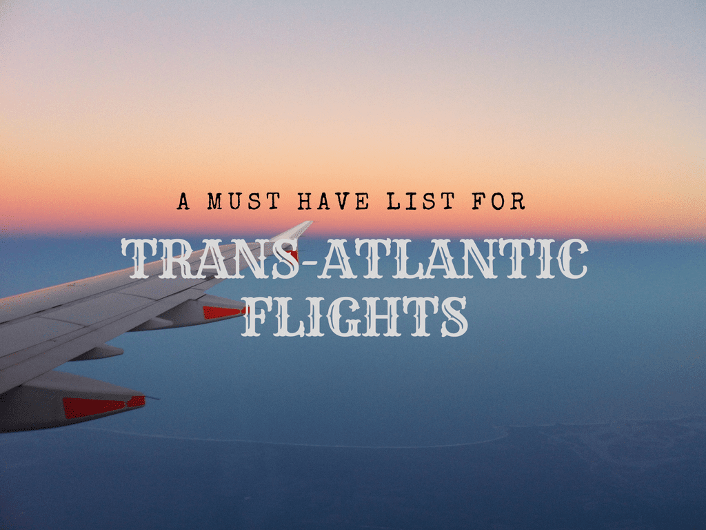 trans atlantic flight must