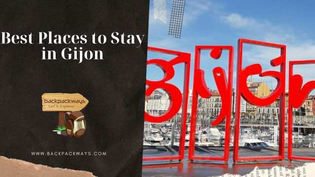 best places to stay in Gijon Spain
