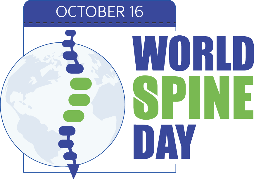 World Spine Day 2016 [Free Event for You]