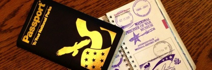 National Parks Passport - National Parks Passports: My Not-So-Secret Obsession