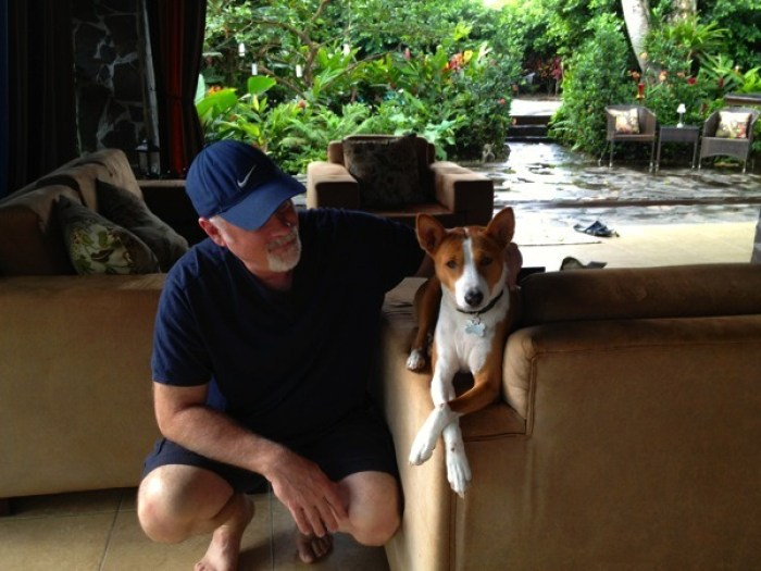 Howard Blount Basenji Villa Hermosa La Fortuna Costa Rica - Villa Hermosa: Your Home Away from Home in Costa Rica