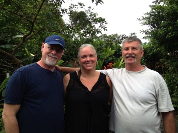 Howard Blount Wendy Holt Jerry Woods - Villa Hermosa: Your Home Away from Home in Costa Rica