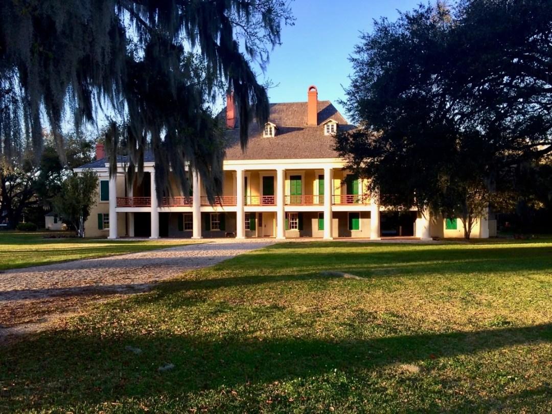 Destrehan Plantation - Louisiana's River Road Plantations