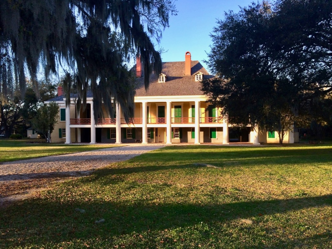 Destrehan Plantation - Louisiana's River Road Plantations