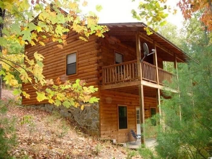 Pinebox Log Cabin