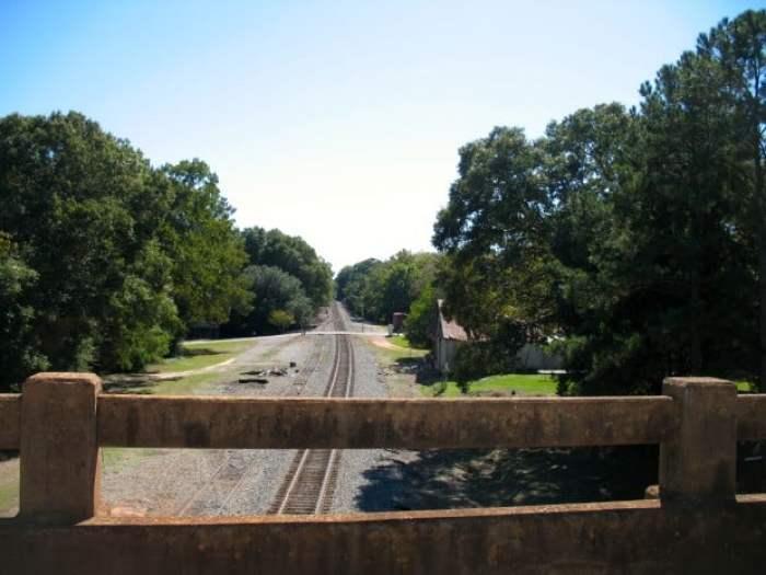 Andersonville NHS Railroad