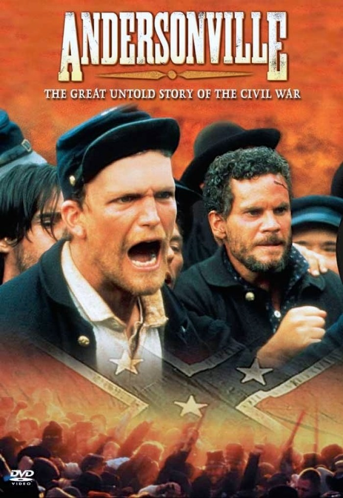 Andersonville Movie DVD Poster