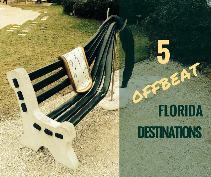 5 Offbeat Florida Destinations