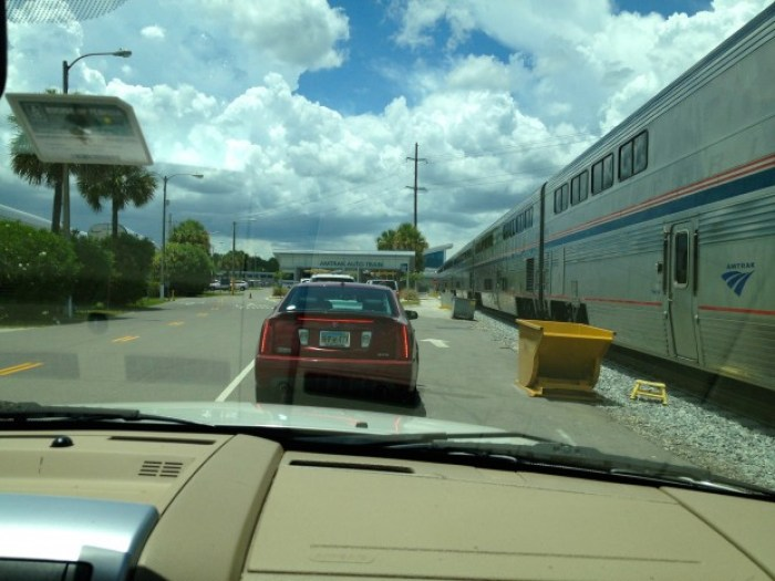 IMG 2417 - Take the Amtrak Auto Train from Florida to Virginia