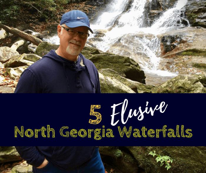 5 Elusive North Georgia - 5 Elusive North Georgia Waterfalls