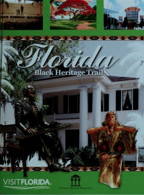 Black Heritage e1422822447629 - Florida Heritage Trail Guidebooks