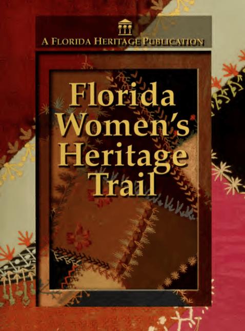 Womens e1422821774120 - Florida Heritage Trail Guidebooks