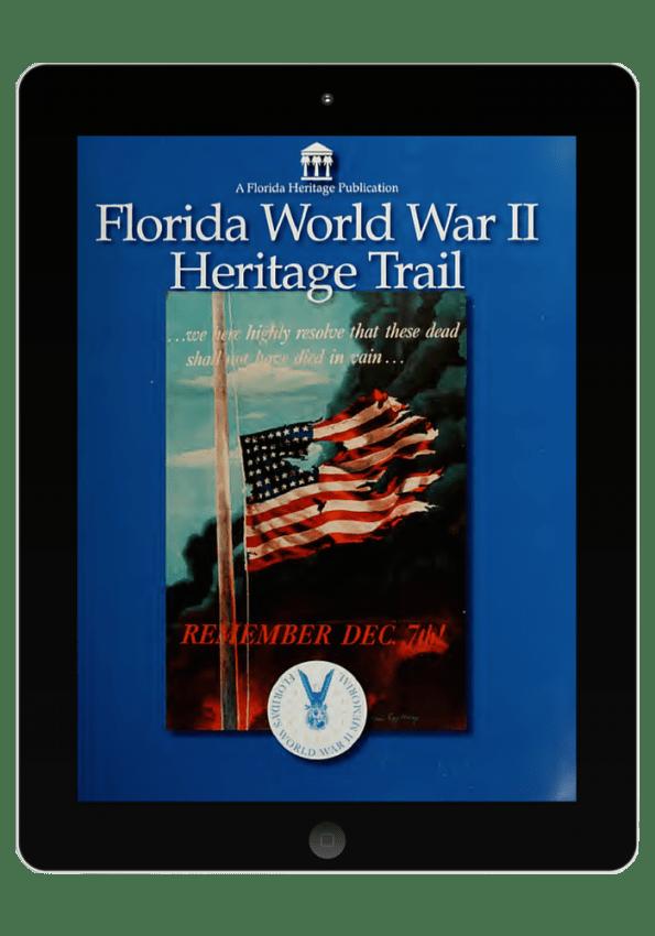 Florida Heritage Trail Guidebook on iPad - Florida Heritage Trail Guidebooks