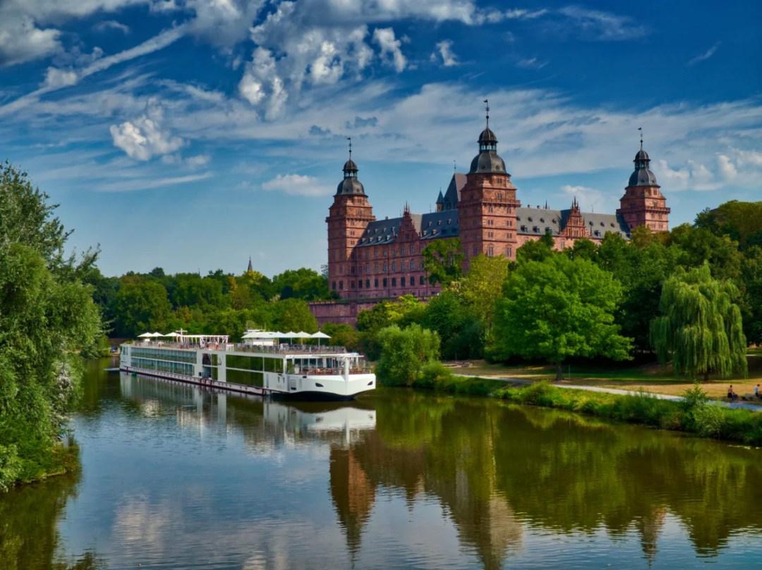 Longships Lif Aschaffenburg Main River Palace - Top 11 Viking River Cruise Ship Amenities