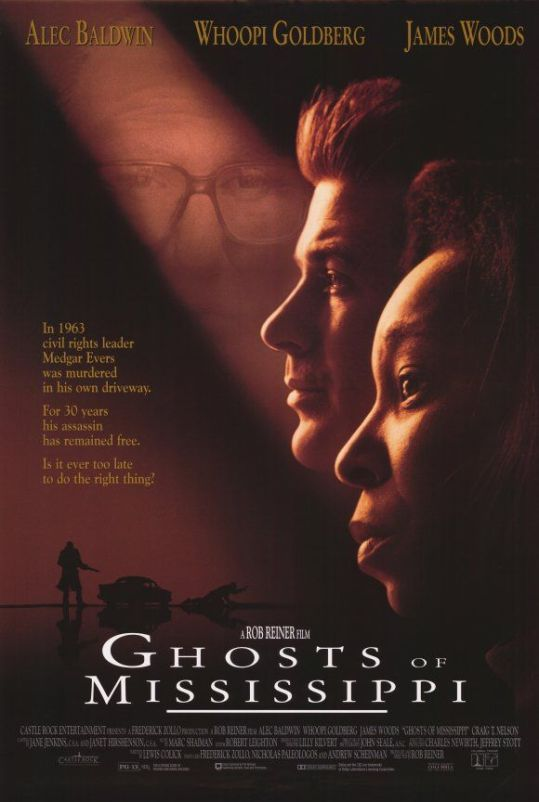 Ghosts of Mississippi movie poster