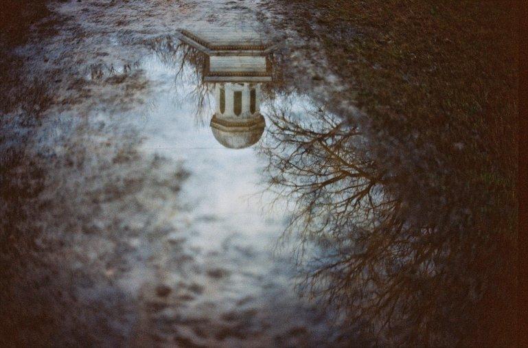 Rodney Mississippi Flood Baptist Church Reflection