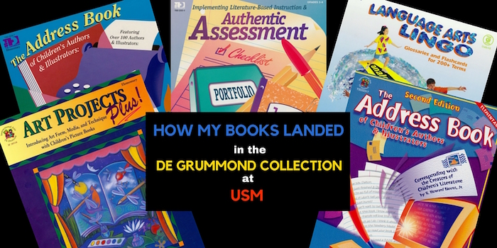 barcelona - How my Books Landed in the de Grummond Collection at USM