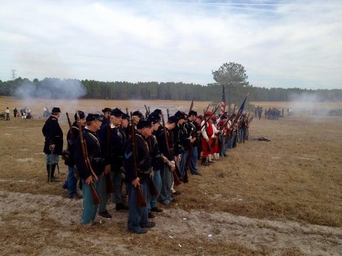 IMG 0172 - 8 Living History & Historical War Reenactments in Florida