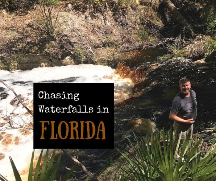 Chasing Waterfalls in Florida