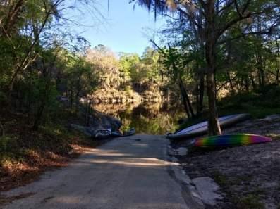 Suwannee River Canoe Outpost Florida