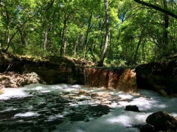 Falling Creek Falls Florida