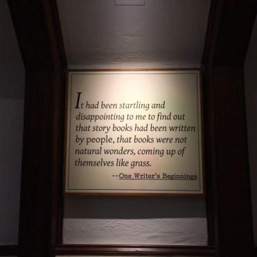 Eudora Welty Quote Jackson Mississippi