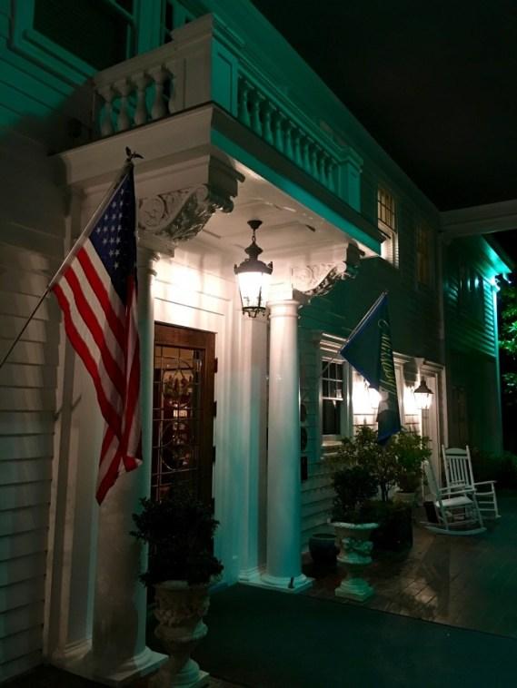 Front Door Fairview Inn Jackson Mississippi