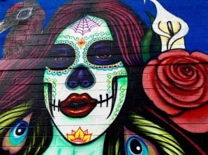 Barrio Cafe Phoenix Arizona Mural
