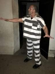 Old Jail St Augustine Florida Actor