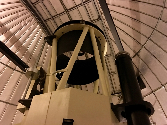 Discovery Park Eastern Arizona College Telescope