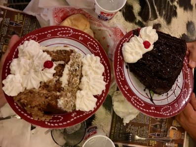 Big Texan Amarillo Texas Cake Dessert