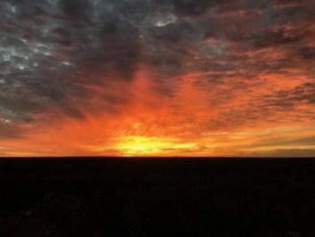 Palo Duro Canyon Texas Sunrise