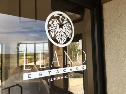 Llano Estacado Winery Door