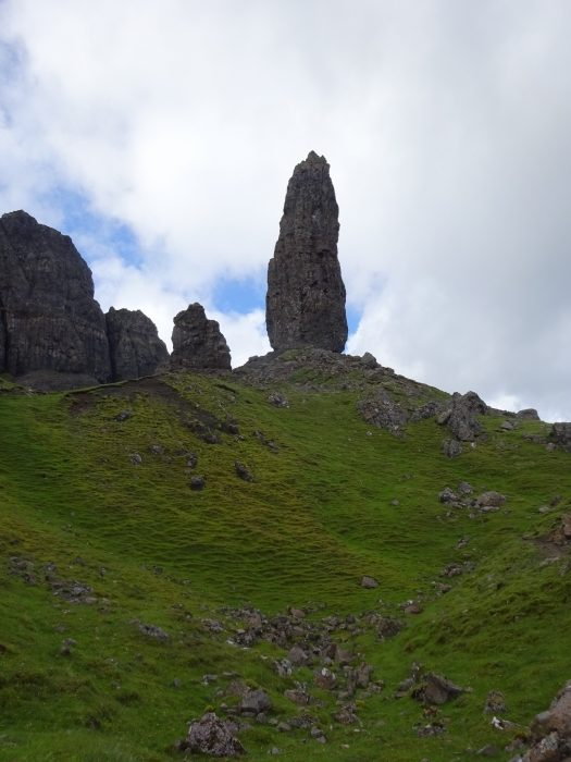 old man of storr e1480689469798 - The Best Of Skye: A 3-Day Road Trip Itinerary