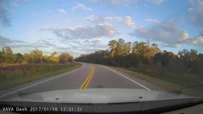 2017 0116 173131 006A - The VAVA Car Dash Cam: A Roadtripper's Best Friend