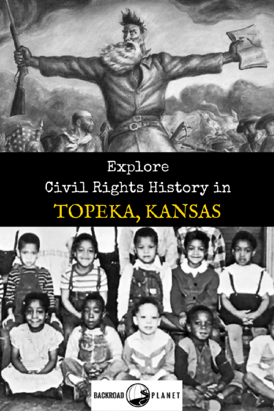 Civil Rights History 4 - Explore Civil Rights History in Topeka, Kansas: 5+1 Key Sites