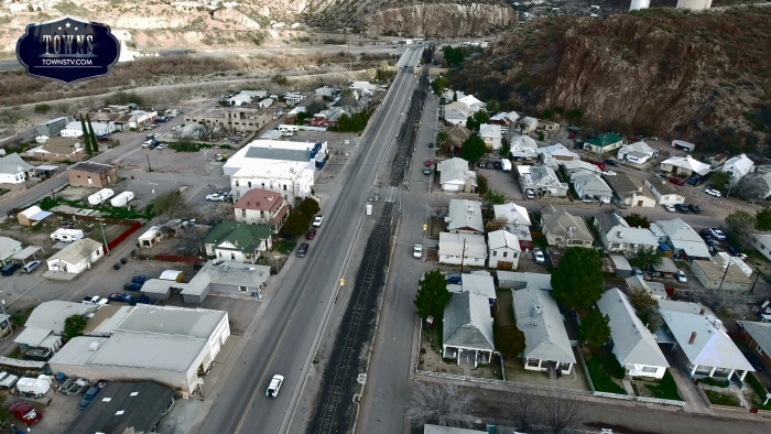 Clifton Arizona Towns - Discover Clifton, Arizona, with Backroad Planet and TOWNS